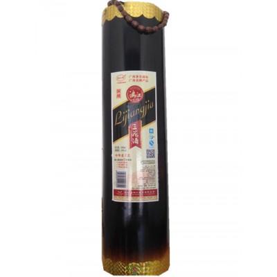 53度2斤装竹筒三花酒(桂花酒)